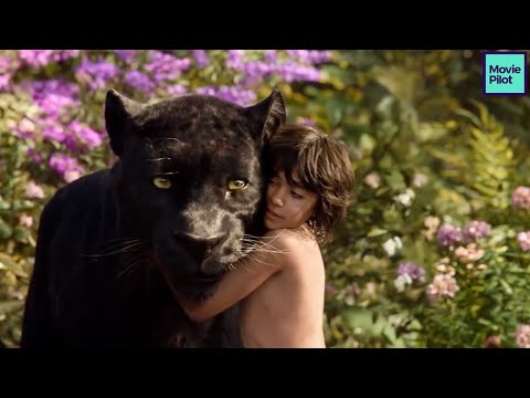 Behind The Scenes With Mowgli On 'The Jungle Book'