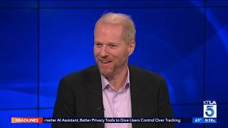 """Noah Emmerich on the Terrifying True Story """"The Hot Zone"""""""