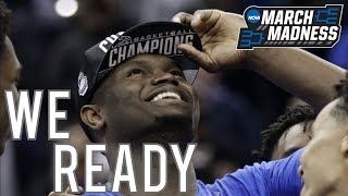 """March Madness 2019 Pump Up """"We Ready"""" 