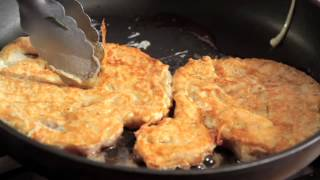 How To Make Classic Chicken Francese
