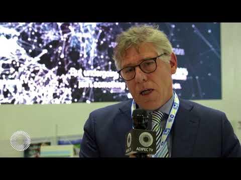 Dr Rob Van Der Spek, Digital Lead Continental Europe, Middle East & India - DNV GL