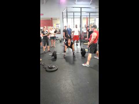 Deadlifts 265lbs and Pees