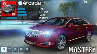 Asphalt 8 Airborne+ Mastery - Part 26 - D-Class Series: Cadillac XTS