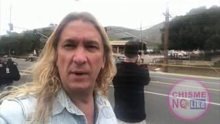 EN VIVO DESDE ZONA CERO CAÍDA HELICOPTERO DE KOBE BRYANT - CHISME NO LIKE