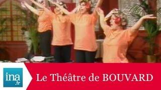 Les Poubelles Girls du théâtre de Bouvard- Archive INA