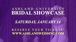 Ashland University Bridal Show 2017