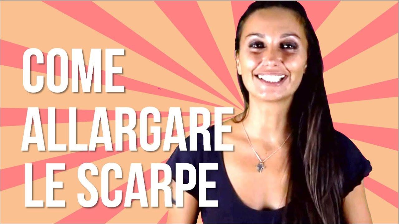 Come C5rjqa43ls Scarpe Le Allargare Youtube BxreCWQdoE