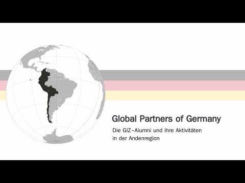Global Partners of Germany in Südamerika (deutsch)