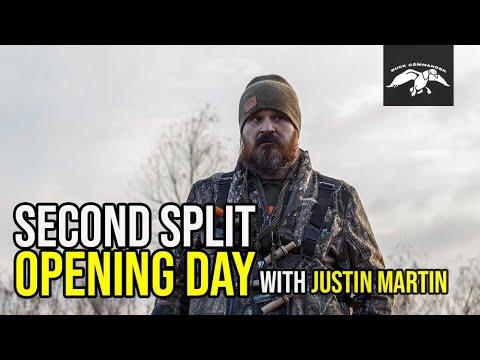 Second Split Opener with Justin Martin | Arkansas Duck Hunting
