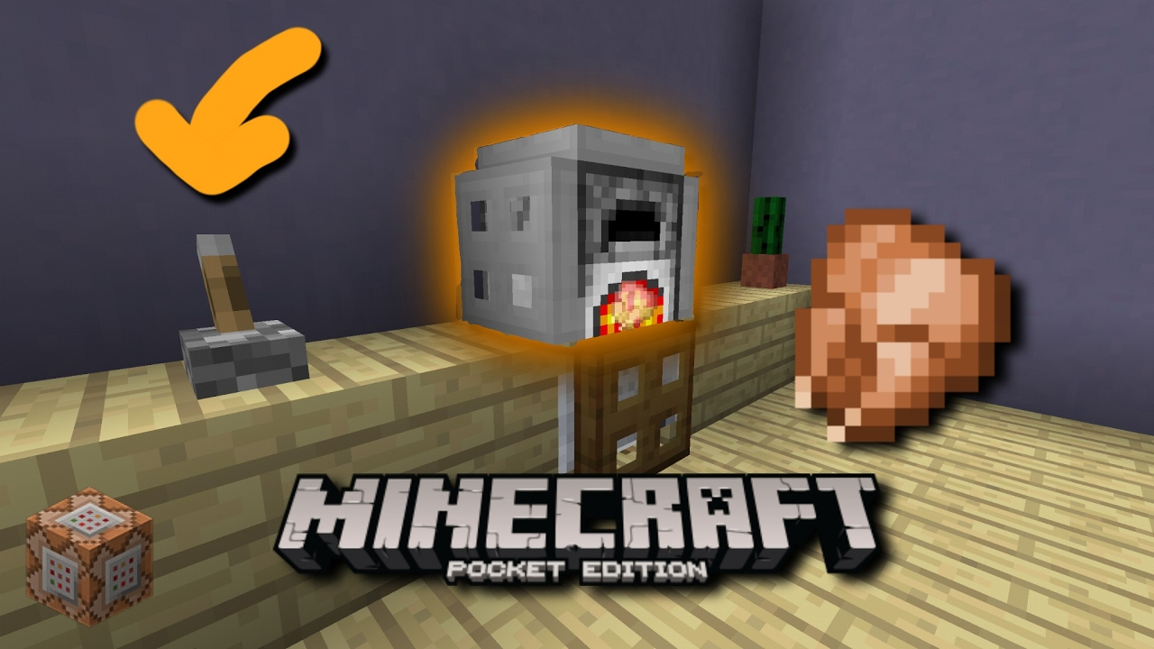how to make fuel in minecraft