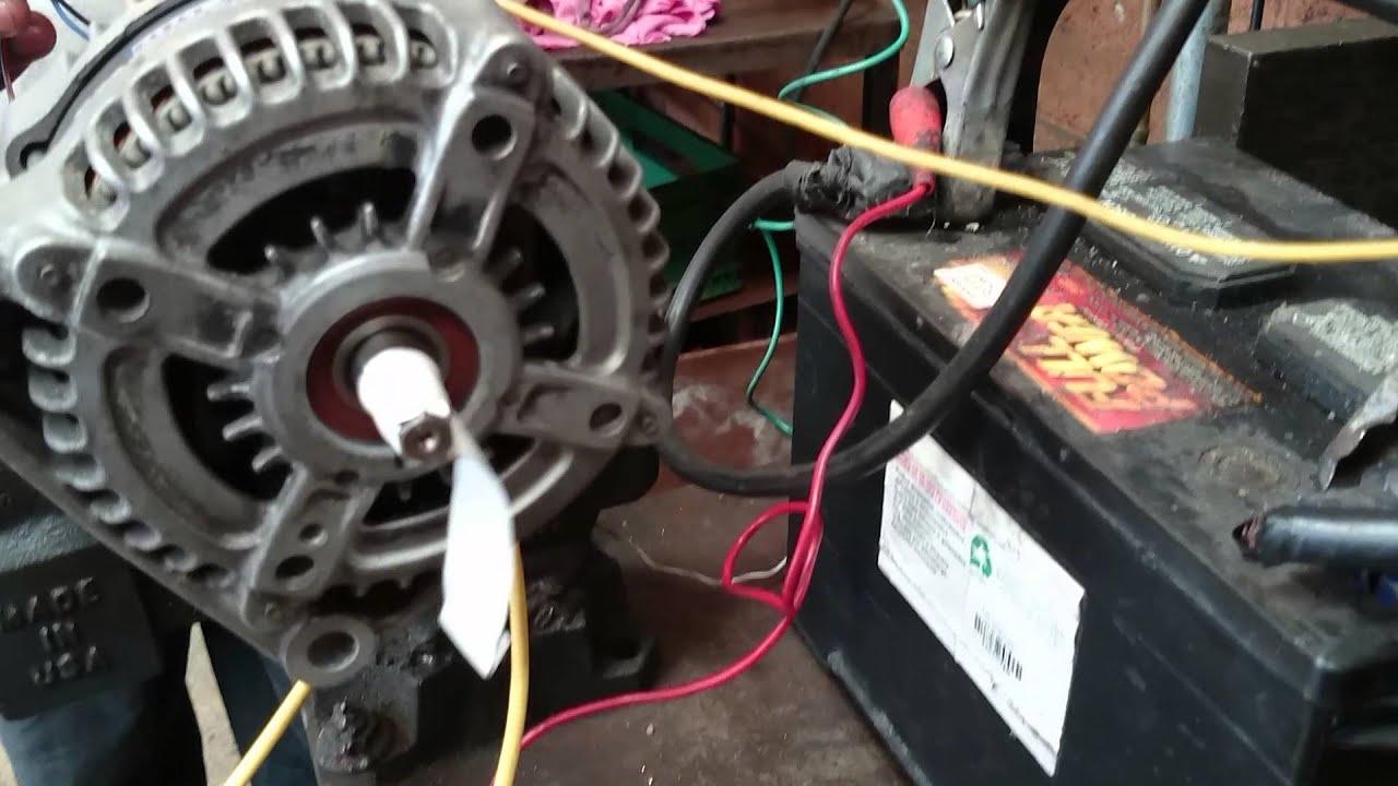 Alternador Motor Doovi