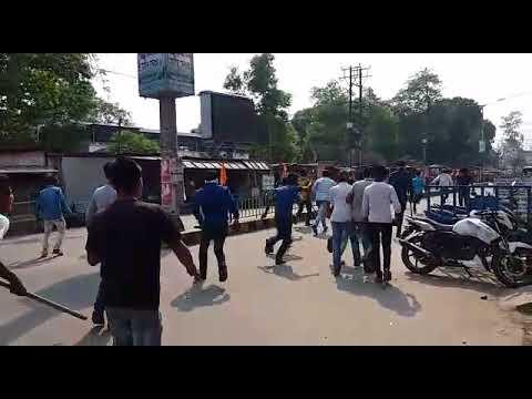 West Bengal Panchayat polls: Raiganj violence caught on cam