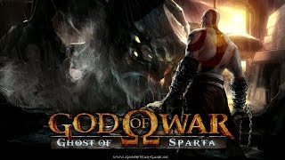 God Of War Ghost Of Sparta Full GamePlay (60FPS) + Godly Possessions (No Commentary)