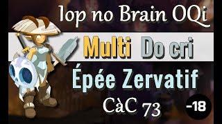 [ PVP ] IOP NO BRAIN - ÉPÉE ZERVATIF (73) 3 LIGNES. UN CàC QUI DÉCAPOTE LES ADVERSAIRES ! KOLI 1V1 !