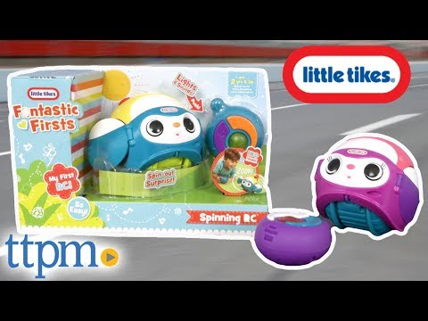 Little Tikes Fantastic Firsts Spinning RC from MGA Entertainment