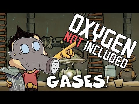 Managing your Gases! - Oxygen Not Included Tutorial/Guide