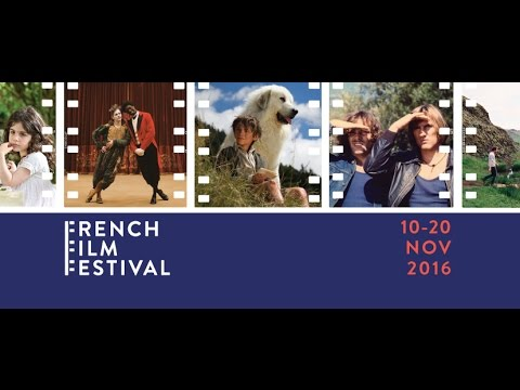 FRENCH FILM FESTIVAL 2016 TRAILER