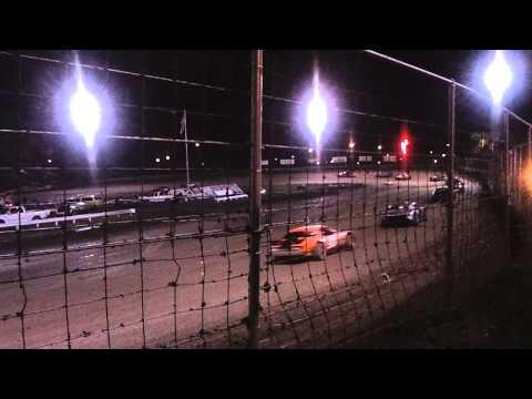 Riverside Speedway Stock Car Feature 10-20-2012