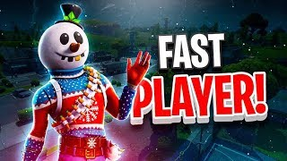 Scrims with Subs /GINGERBREAD SET TONIGHT?/ Fast Fortnite Mobile Player (365+ Wins)