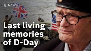 D-Day veterans returning to Normandy on 75th anniversary
