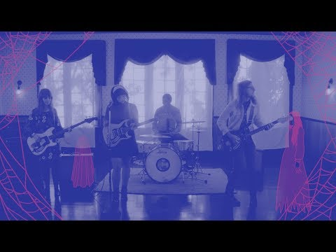 Swearin' - Grow into a Ghost (Official Music Video)