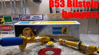 homepage tile video photo for R53 Mini Cooper S Bilstein B6 Dampers (Part 1 of 2)
