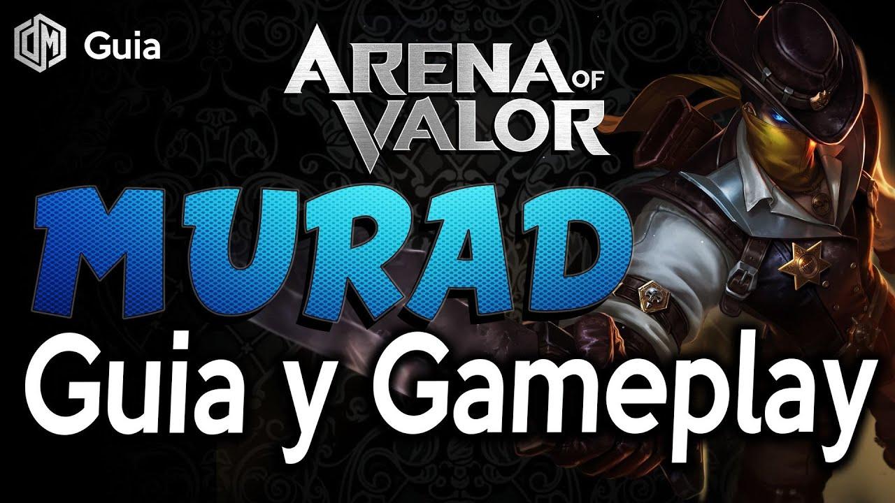 Arena of valor LAURIEL Guia y Gameplay ARCANAS Y TOP BUILD