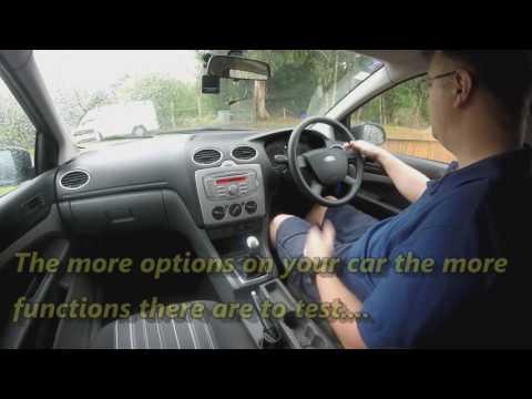Ford GEM Diagnostics Mode - Quick Tip - YouTube