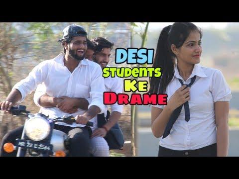 Desi Students Ke Drame | vine | We Are One