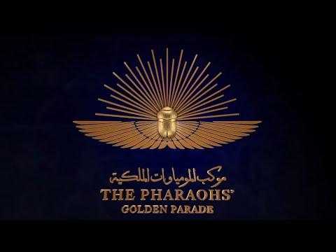 Experience Egypt Live Stream   The Pharaohs' Golden Parade