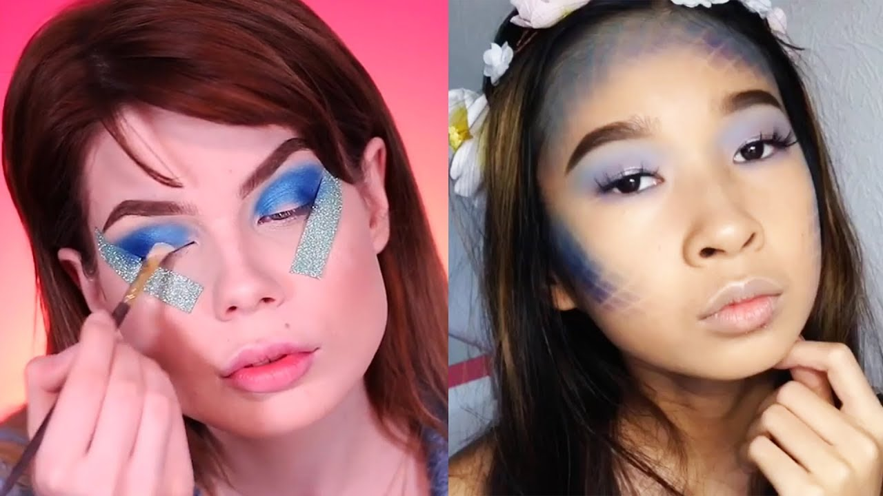 Makeup tricks, Transformations, & Tutorials | Daily Dose of Reddit | r/beauty & r/mua Top Po