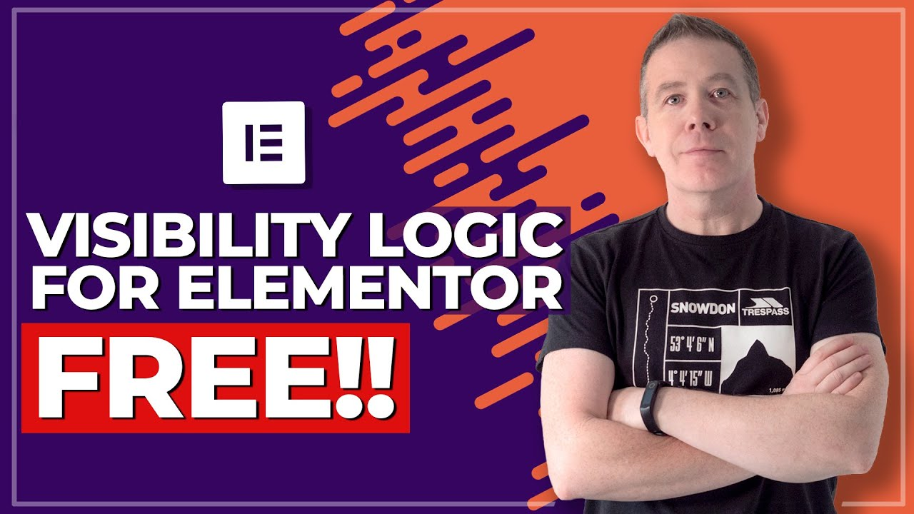 Elementor Conditional Sections & Widgets | FREE PLUGIN