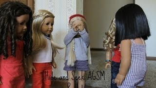 Hide And Seek An American Girl Doll Stopmotion Part 1