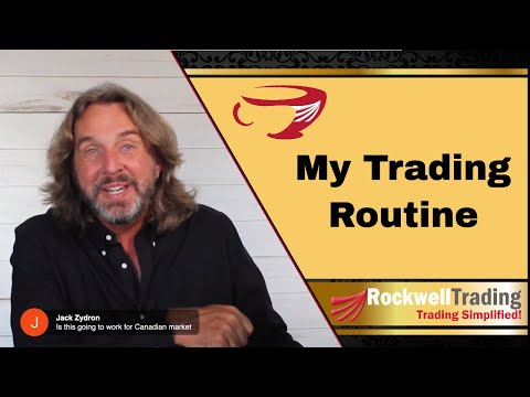 My Trading Routine – Here's how I trade stocks and options