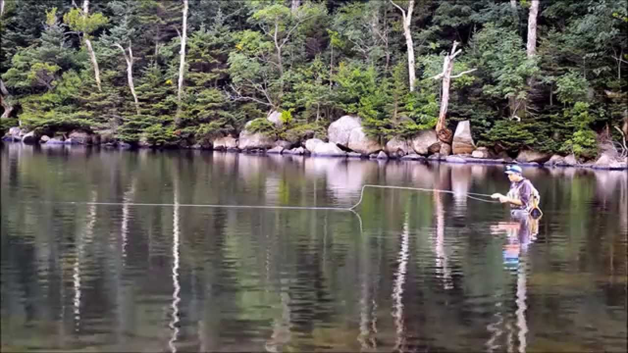 White mountain national forest fly fishing youtube for New hampshire fishing license
