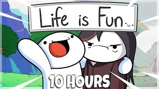 [10 HOUR] TheOdd1sOut - Life is Fun (Ft. Boyinaband)
