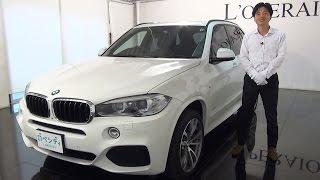 BMW X5 Xドライブ 35d Mスポーツ 4WD 7人乗り