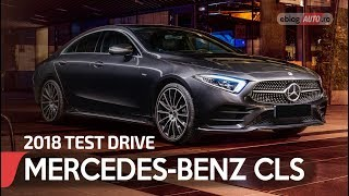 2018 MERCEDES-BENZ CLS 450 4MATIC | TEST DRIVE eblogAUTO