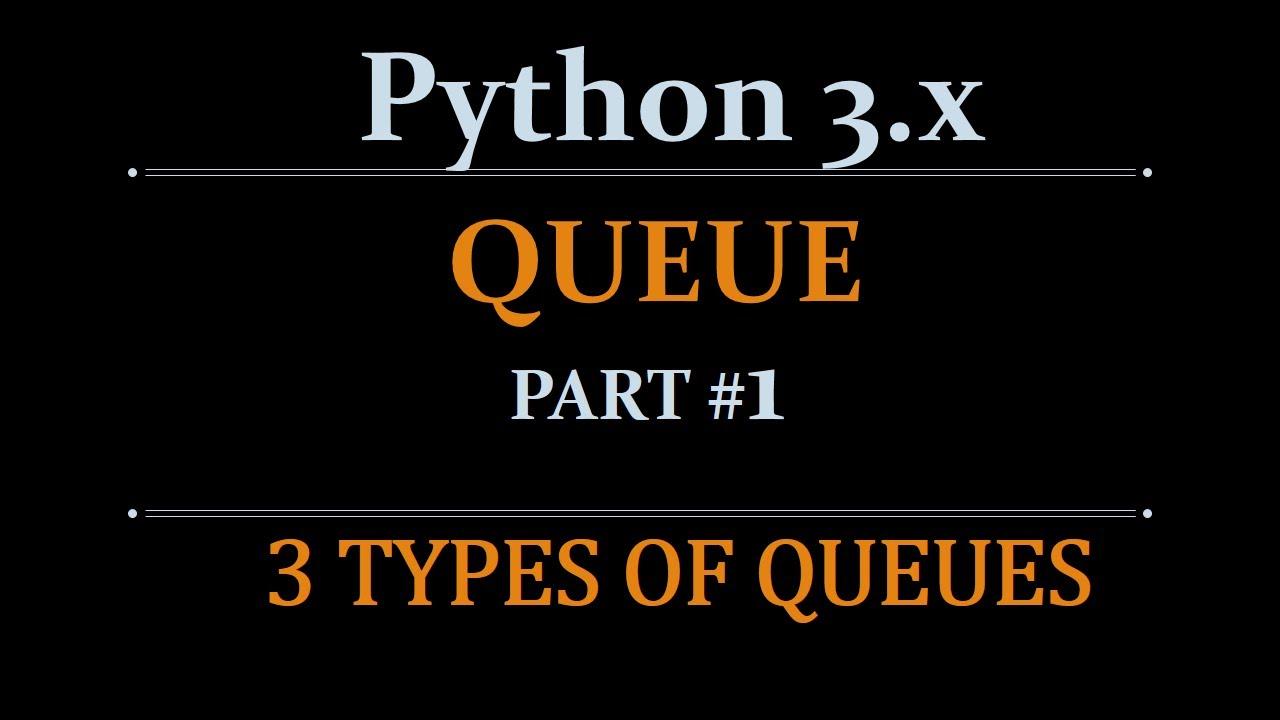 Python threading beginners tutorial queue part1 youtube python threading beginners tutorial queue part1 baditri Images