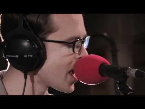 Tom Vek - Aroused in session for Zane Lowe on BBC Radio 1
