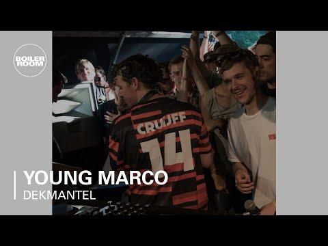 Young Marco Boiler Room x Dekmantel Festival 2016 DJ Set