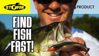 How to Find Fish Fast with Searchbaits!
