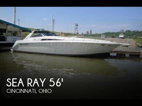 [UNAVAILABLE] Used 1993 Sea Ray 500 Sundancer in Cincinnati, Ohio