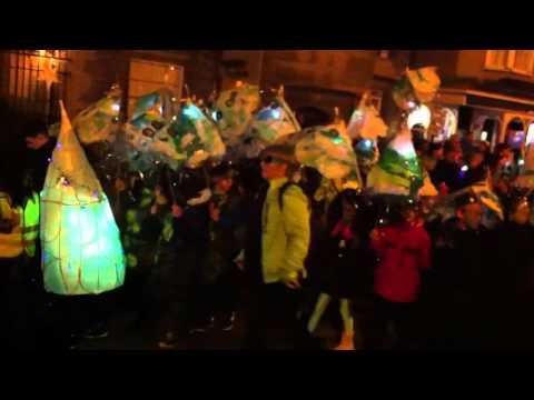 Christmas Light Festival - Oxford