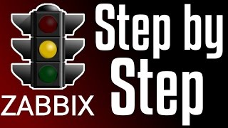 configuring Zabbix 3.4, adding devices, monitoring