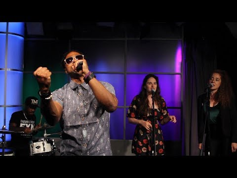 American Music Abroad - Wordsmith on Tour and in Studio