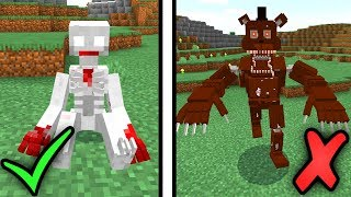 Minecraft FNAF UNIVERSE vs SCP EVOLUTION BATTLE MOD!! Minecraft Mods
