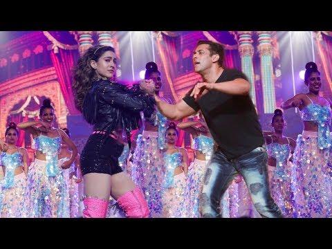 Salman Khan and Sara Ali Khan IIfa 2019 Live Performance on Stage | Amazing Dance u Never Seen