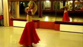 AAJA NACHLE - Title Song - performance by Ladli (Bollywood dance)
