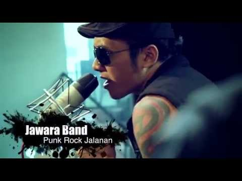 JAWARA BAND - Punk Rock Jalanan